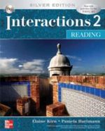 Interactions 2 Reading Audio CD : Silver Edition - Interactions 2 (Low Intermediate to Intermediate) - Reading Class Audio CD - Elaine Kirn