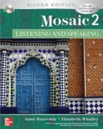 Mosaic 2 Listening and Speaking : Silver Edition - Patricia K. Werner