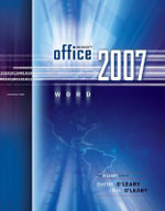 Microsoft Office Word 2007 : Introductory Edition - Linda I. O'Leary