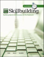 Skillbuilding: Text Only : Building Speed and Accuracy On The Keyboard - Carole Hoffman Eide