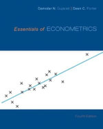 Essentials of Econometrics - Damodar N. Gujarati