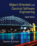 Object-Oriented and Classical Software Engineering - Stephen R. Schach
