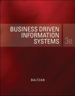 Business Driven Information Systems - Paige Baltzan