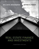 Real Estate Finance and Investments - William B. Brueggeman