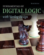 Fundamentals of Digital Logic with Verilog Design - Stephen A. Brown