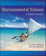 Environmental Science : A Global Concern : 12th Edition - William P. Cunningham