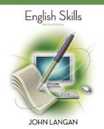 English Skills :  Text, Student CD, and Bind-In Card - John Langan