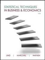 Statistical Techniques in Business and Economics - Douglas A. Lind