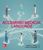 Acquiring Medical Language - Steven L. Jones