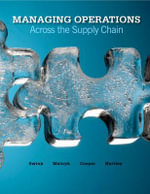 Managing Operations Across the Supply Chain :  Across the Supply Chain - Morgan Swink