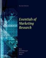Essentials of Marketing Research - Joseph F. Hair, Jr.