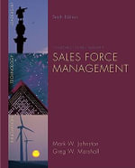 Sales Force Management : Religion After Idolatry - Mark W. Johnston