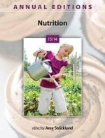Annual Editions : Nutrition 13/14