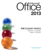 The O'Leary Series : Microsoft Office 2013 - Kathleen Stewart