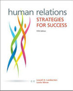 Human Relations : Strategies for Success - Lowell H. Lamberton