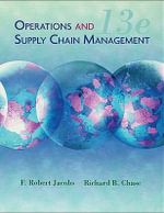 Operations and Supply Chain Management - F. Robert Jacobs