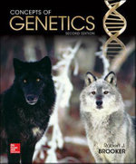 Concepts of Genetics - Robert J. Brooker