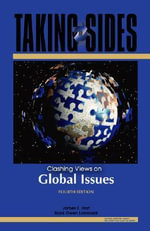 Clashing Views on Global Issues : Clashing Views on Global Issues - James E. Harf