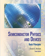 Semiconductor Physics And Devices - Donald A. Neamen