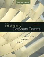 Principles of Corporate Finance : McGraw-Hill/Irwin Series in Finance, Insurance and Real Estate (Hardcover) - Richard A. Brealey