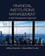 A Risk Management Approach : A Risk Management Approach - Anthony Saunders