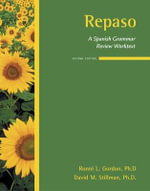 Repaso : A Spanish Grammar Review Worktext - Ronni L. Gordon