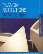 Financial Institutions Management - Helen Lange
