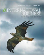 International Business : 1st Edition - Peter J. Dowling