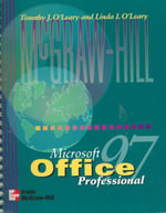 Microsoft Office 97 Professional - Timothy J. O'Leary