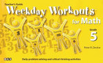 Weekday Workouts for Math : Teacher Guide Grade 5 - WrightGroup/McGraw-Hill