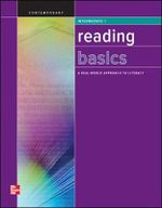 Reading Basics Intermediate 1 Student Edition - Contemporary
