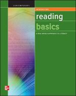 Reading Basics Introductory Student Edition - Contemporary