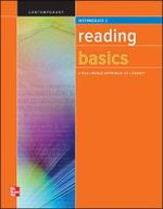 Reading Basics Intermediate 2 Student Edition - Contemporary