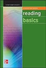 Reading Basics Introductory Reader - Contemporary