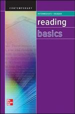 Reading Basics Intermediate 1 Reader - Contemporary