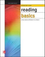 Reading Basics Instructor's Guide - Contemporary