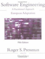 Software Engineering: European Adaption : A Practitioner's Approach - Roger S. Pressman
