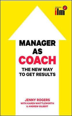 Manager as Coach - Jenny Rogers