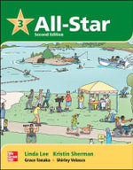 All Star 3 Student Book : All-Star - Linda Lee