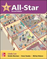 All Star 4 Student Book : All-Star - Linda Lee