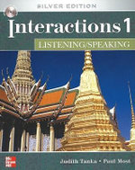 Interactions 1 Listening/Speaking : Silver Edition - Judith Tanka