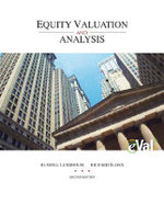 Equity Valuation and Analysis with eVal [With CDROM] - Russell Lundholm