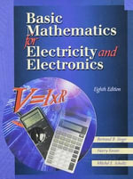 Basic Mathematics for Electricity and Electronics - Bertrard Singer