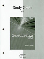 Study Guide for Microeconomics : Study Guide - Bradley R. Schiller