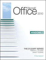 The O'Leary Series Microsoft Windows 7 : A Case Approach - Linda I. O'Leary