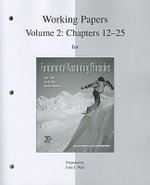 Fundamental Accounting Principles, Volume 2 : Working Papers: Chapters 12-25 - John J Wild