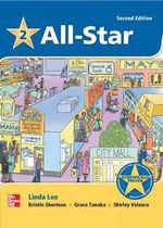 All-Star 2 Student Book W/ Work-Out CD-ROM : All-Star - Lee Linda