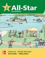 All-Star 3 Student Book W/Work-Out CD-ROM - Lee Linda