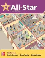 All-Star 4 Student Book W/Work-Out CD-ROM - Lee Linda