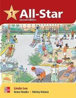 All-Star 1 Student Book W/ Work-Out CD-ROM - Lee Linda